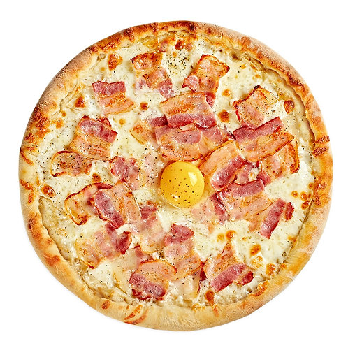 "Пицца ""Карбонара"" 33 см"