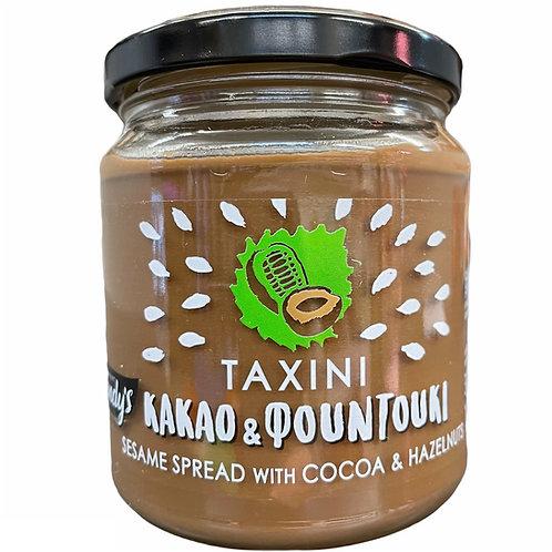 Kandylas Tahini Cocoa&Hazelnut - 300gr