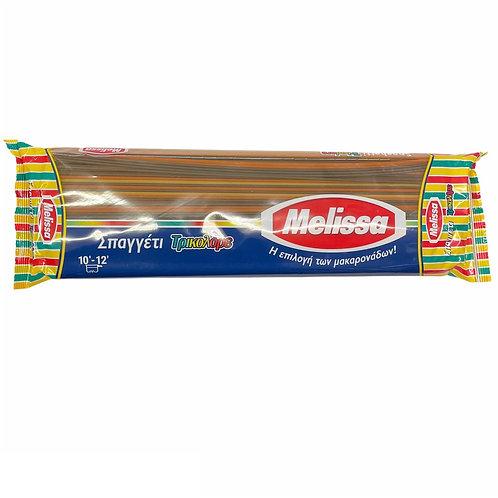 Melissa Spaghetti Tricolore - 500gr