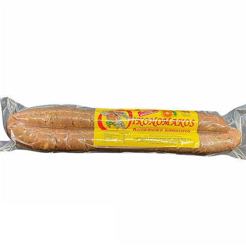 Ikonomakou Sausage Maniatiko - kg