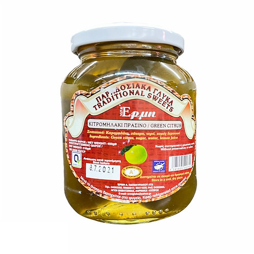 Ermi Sweet Green Citrus - 450gr
