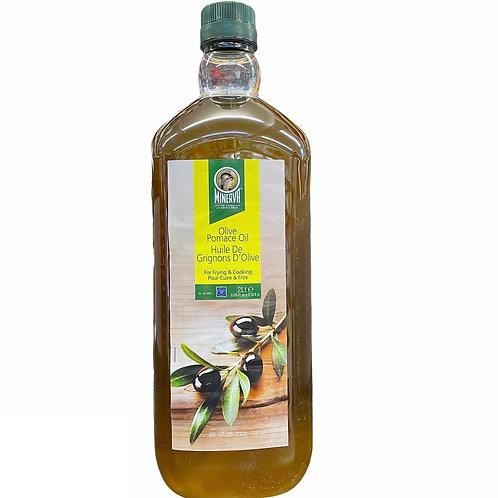 Minerva Pomace Olive Oil - 2L