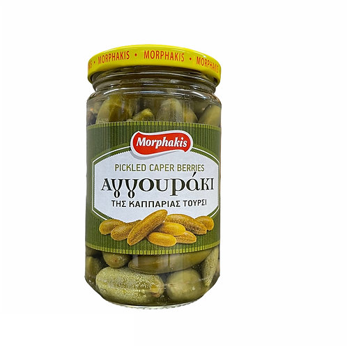 Morphakis Pickled Caper Berries - 270gr