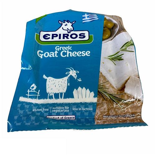 Epiros Goat's Cheese VP - 200gr