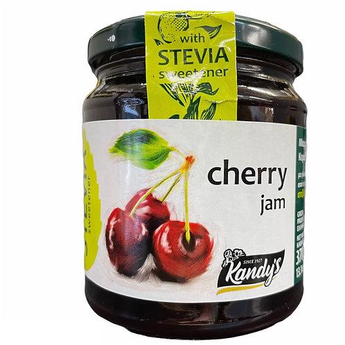 Kandylas Stevia Cherry Jam - 370gr