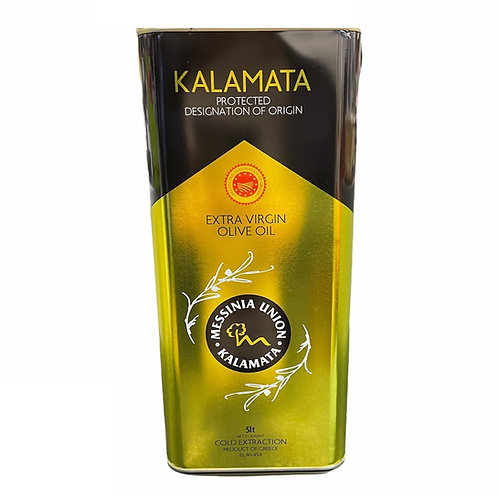 Kalamata Messinias Extra Virgin Olive Oil - 5L