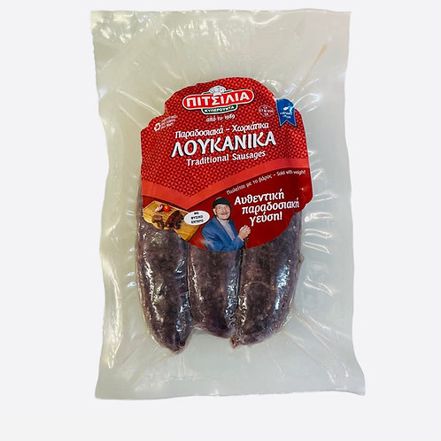 Kyperounta Traditional Thick Sausages 275gr