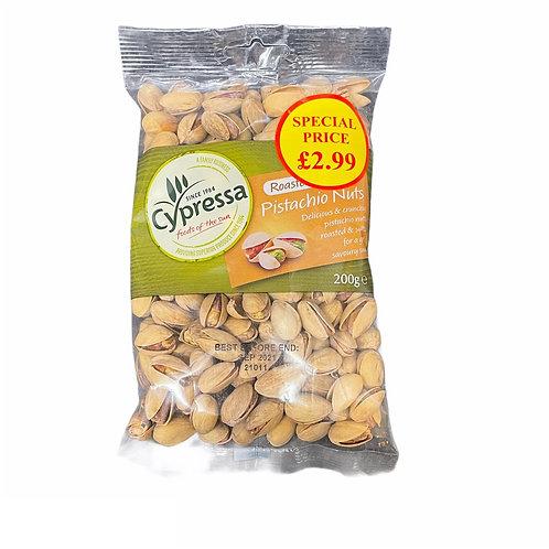 Cypressa Pistachio Nuts - 200gr