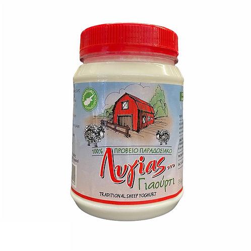 Lygias Cyprus Sheep Yogurt - 700gr