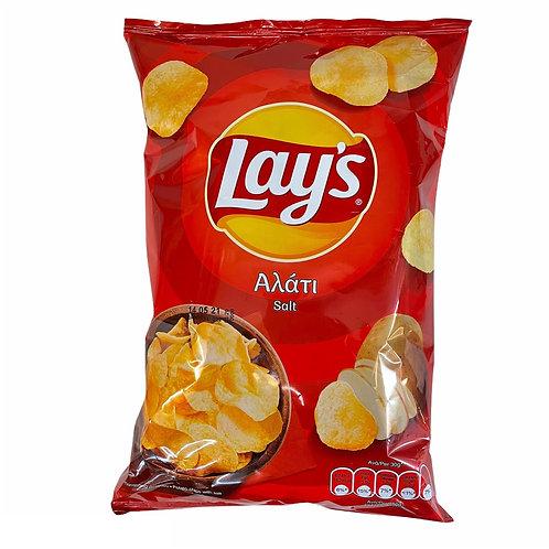 Lays Potato Chips Salt - 90gr