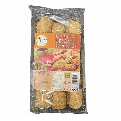Cypressa Cyprus Sesame Cookies - 300gr