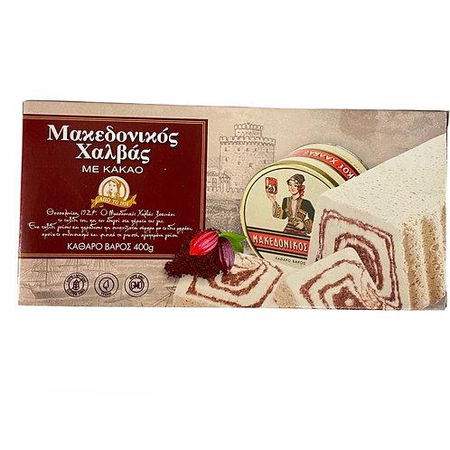 Macedonian Halva Cocoa 400gr