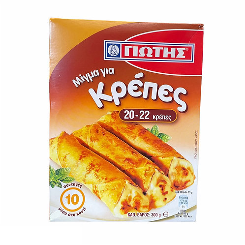 Jotis Crepes mix - 300gr