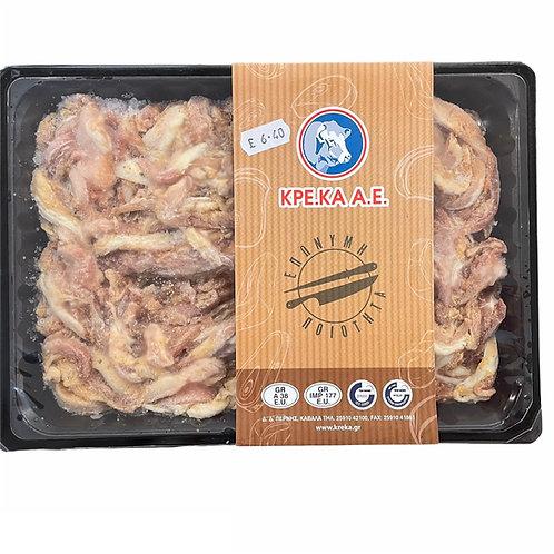Kreka Gyros Pork frozen - kg