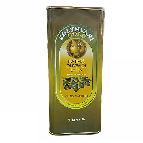 Kolymvari 5L Extra Virgin Olive Oil