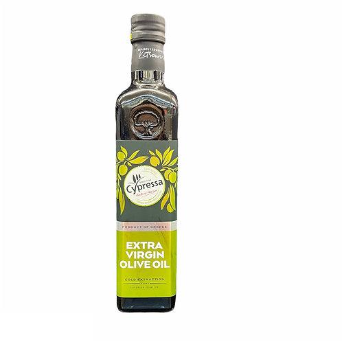 Cypressa Extra Virgin Olive Oil - 500ml