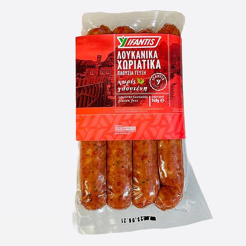 Ifantis Village Type Sausages - 340gr