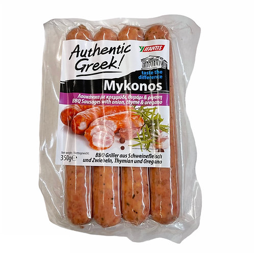 Ifantis Mykonos BBQ sausages - 350gr