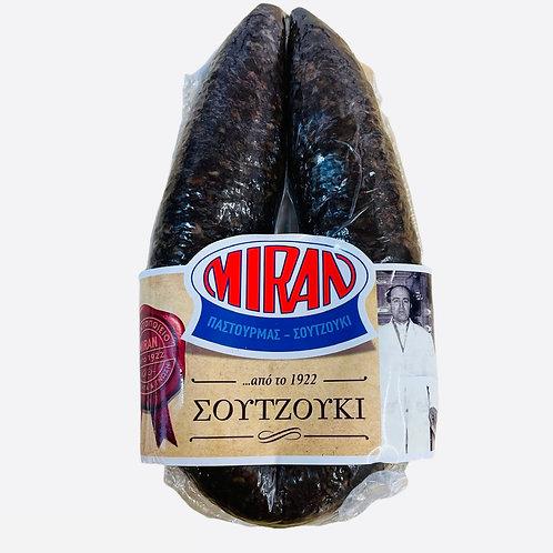 Miran Soutzouki Beef Petalo - kg
