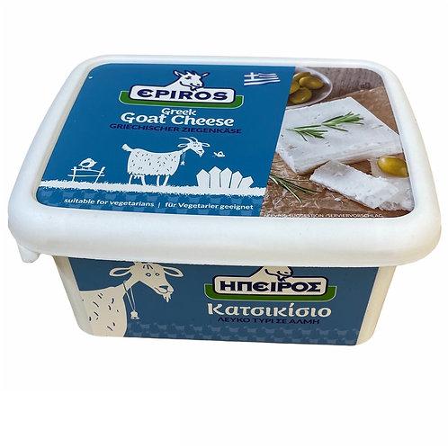 Epiros Goat cheese in brine - 400gr