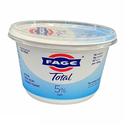 Fage Total yogurt 5% - 500gr