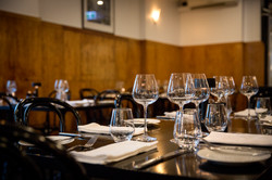 DECO Wine Bar Restaurant Dining Room