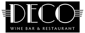 Restaurants in Tamworth: DECO Wine Bar & Restaurant