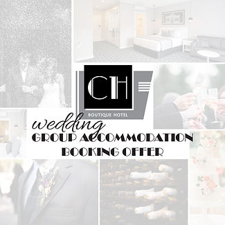 CH Wedding Group Accomodation Booking Of