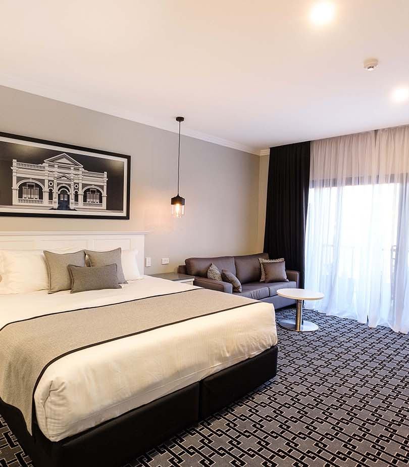 CH Boutique Hotel - Executive King Room
