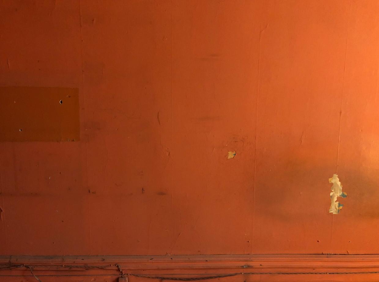 Orange Room 4, 2019 Color digital print 5 x 7 inches Edition of 10