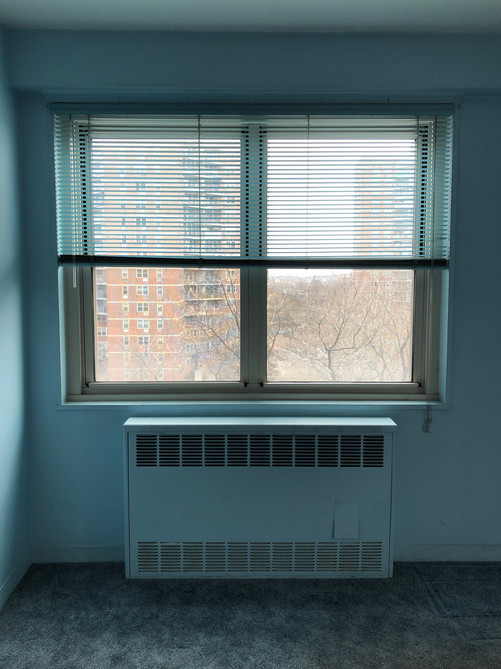 Blue Window, 2019 Color digital print, Edition of 10 7 x 5 in.