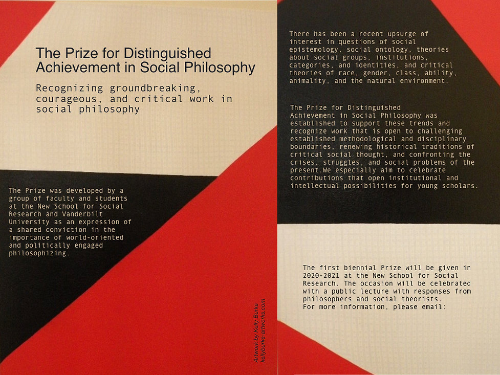 social philosophy prize (blank email spa