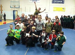 middle school champs 2014