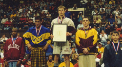 Eric Hawes-Wildcats 1st State Champ