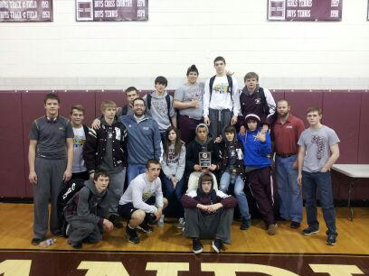 Handley Duals Runners Up 2013