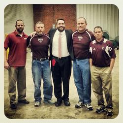 Coaches 2013