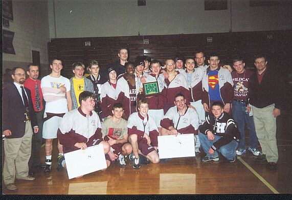 district Champs 2001