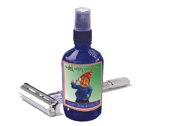 Grumpy Gnome Shaving Oil