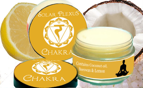 Solar Plexus Chakra Balm