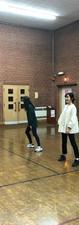 금요 댄스 교실