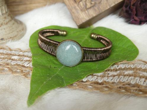 Bracelet ~Aelis~ Aventurine