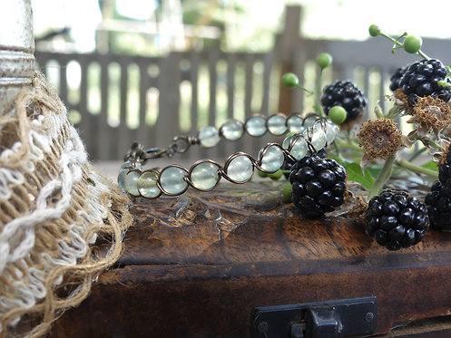 Bracelet ~Aralia~ Phrenite