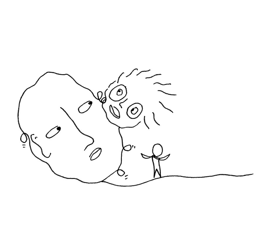 Illustartion by Shantell Martin