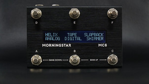 New Firmware Released: MC6 MKII v3.2.1