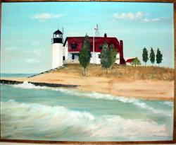 Betsy's Lighthouse