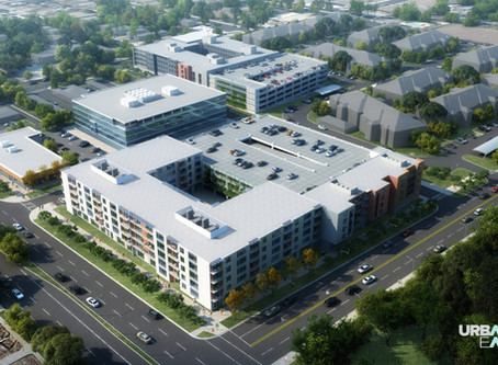 Proposed Urban East mixed-use project moving ahead quickly thanks, in part, to new Opportunity Zone