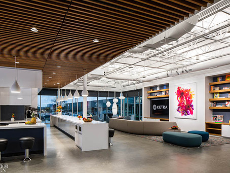 Ketra Unveils New Austin Headquarters Awash with Natural Light