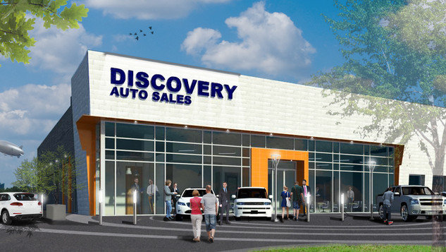 Discovery Auto Sales