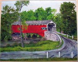 Covered Bridge, Eden PA