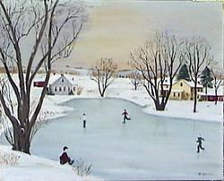 Winter Fun in Vermont